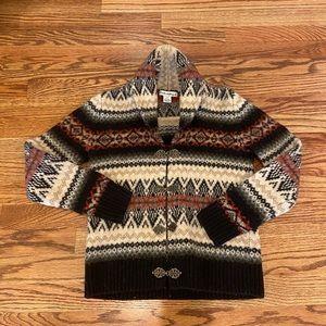 Telluride Wool Cardigan